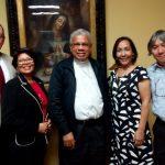 El Consejo General visita a monseñor Francisco Ozoria