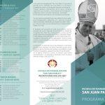 Programa 2017 de la Escuela de Evangelización San Juan Pablo II