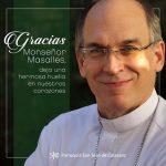 La Iglesia posesiona a Masalles como obispo en diócesis de Baní