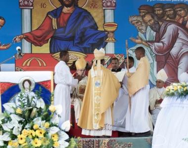 Toma de Posesión Mons. Víctor Masalles – Parte 2