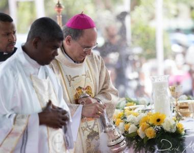 Toma de Posesión Mons. Víctor Masalles – Parte 1