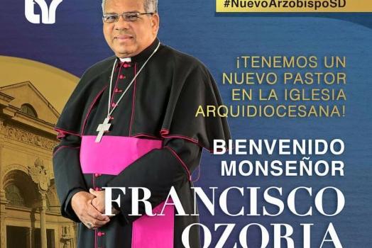 Eucaristía de acción de gracias Por el Arzobispo Francisco Ozoria